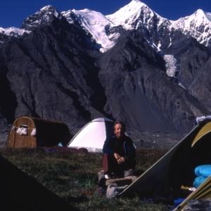 26 Base camp